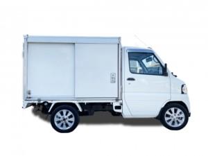 軽貨物ドライバーが配達で乗る軽自動車